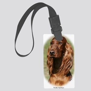 Irish Setter 9Y322D-116 Large Luggage Tag