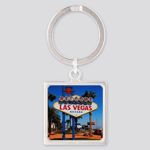 LasVegas_4.25x4.25_Tile Coaster_We Square Keychain