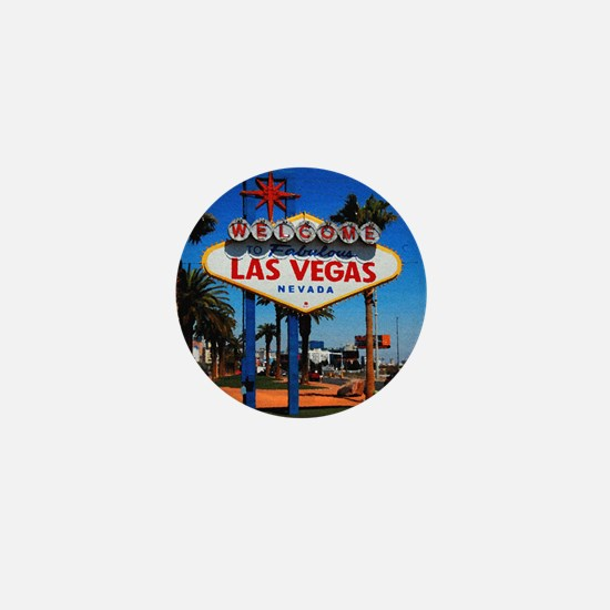 LasVegas_4.25x4.25_Tile Coaster_Welcom Mini Button