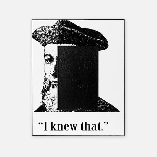 Nostradamus Picture Frame
