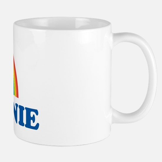 STEPHANIE (rainbow) Mug