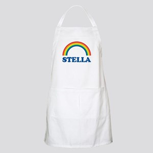 STELLA (rainbow) BBQ Apron