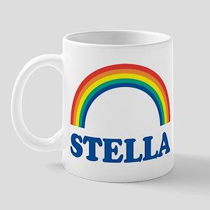 STELLA (rainbow) Mug