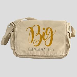 Kappa Alpha Theta Big Messenger Bag