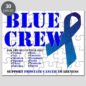 blue crew 4men Puzzle