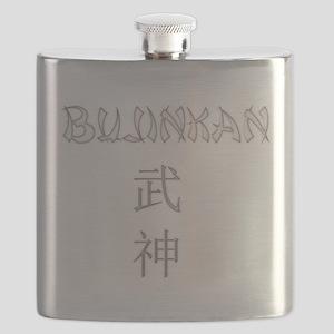 Bujinkan And Kanij Flask