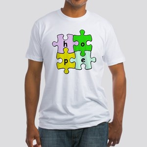 autism Fitted T-Shirt