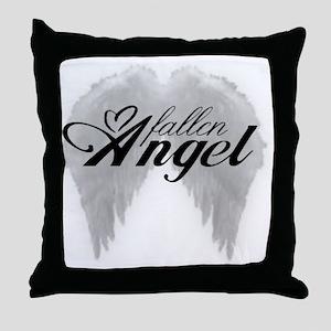 fallenangel Throw Pillow
