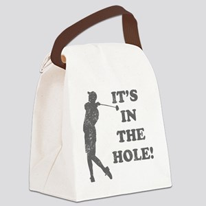 inthehole Canvas Lunch Bag