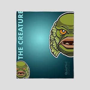 flipflop_creature Throw Blanket