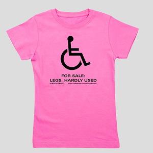Leg 4 Sale Girl's Tee