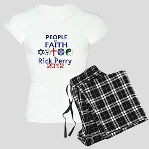 Rick Perry Faith Women's Light Pajamas