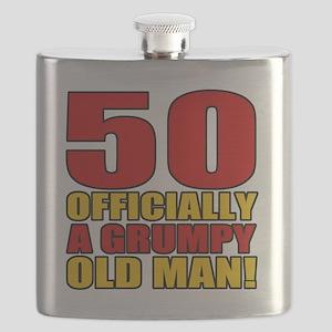 GrumpyOldMan50 Flask