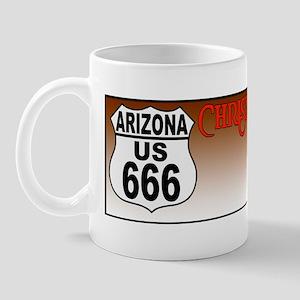 666-AZ-Christine-bump Mug