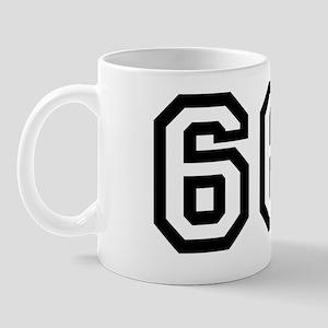 666black Mug