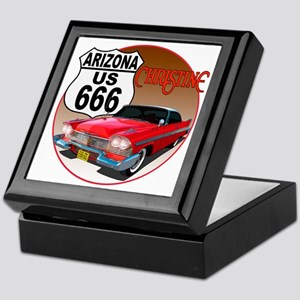 666-AZ-Christine-C10trans Keepsake Box