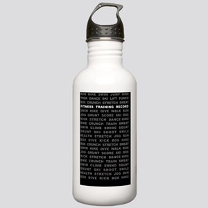 fitness Stainless Water Bottle 1.0L