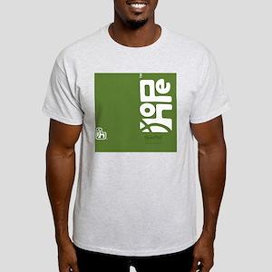 flipflop_hopefellowship_whiteongreen Light T-Shirt