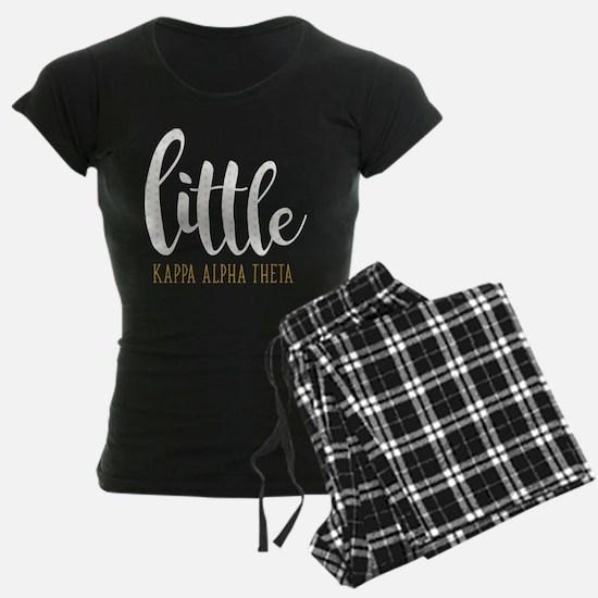 Kappa Alpha Theta Little Pajamas