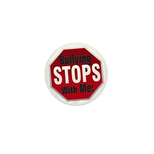 No Bully Buttons Cafepress