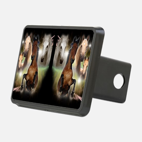 Horses Hitch Cover