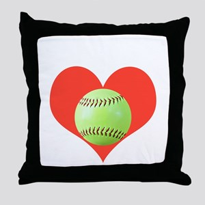 Softball T-Shirts  Gifts, Take It To  Throw Pillow