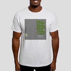 flipflop_hopefellowship_greenongray Light T-Shirt