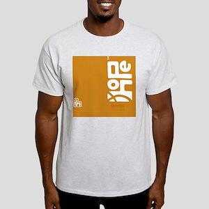 flipflop_hopefellowship_whiteonyello Light T-Shirt