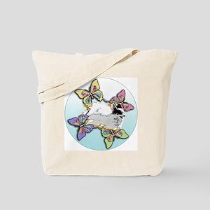 Agility Papillon Tote Bag