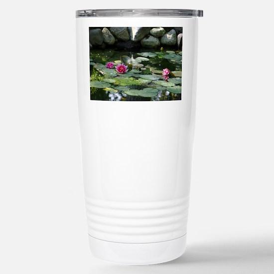 Cute Lilypad Travel Mug