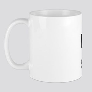German-Shep-hand-heart Mug