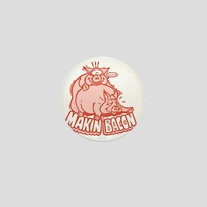 makinbacon2_tran Mini Button