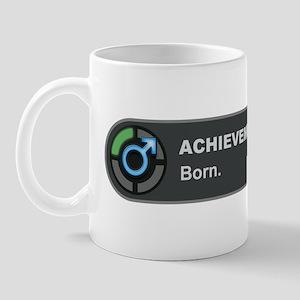Achievement - Born - Boy Mug