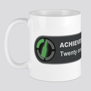 Achievement - 21 Years Old Mug
