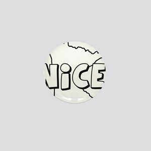 big  new NICE Mini Button