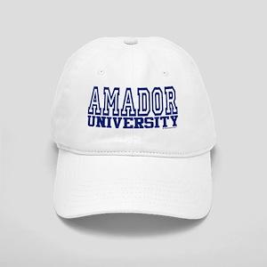 AMADOR University Cap