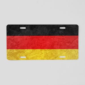 Oktoberfest German Deutsch  Aluminum License Plate
