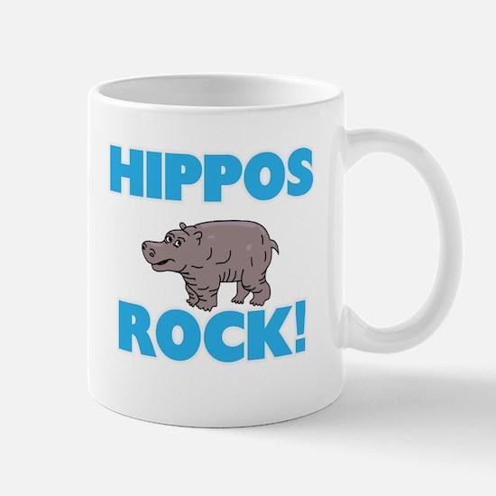 Hippos rock! Mugs