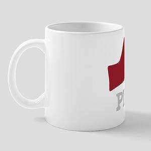 Pits-hand-heart Mug