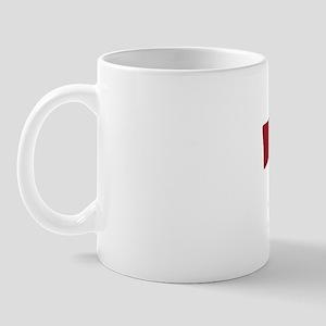 FB-hand-heart Mug