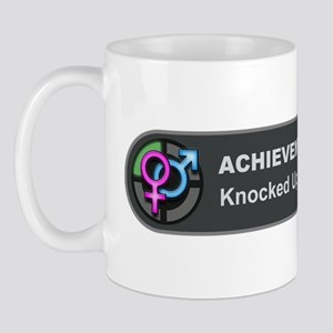 Achievement - Knocked Up Mug