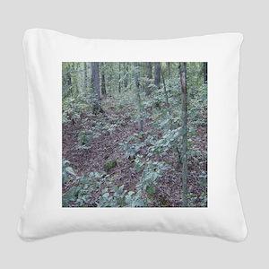 ff023 Square Canvas Pillow