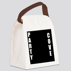 Party Cove Canvas Lunch Bag
