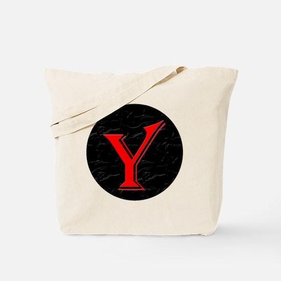 Y-circle Tote Bag