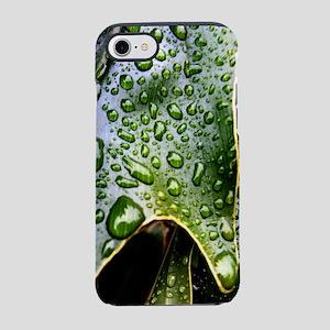 Wet Leaf iPhone 7 Tough Case