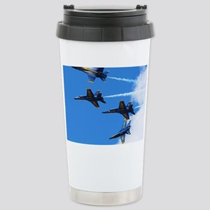 Blue Angels Stainless Steel Travel Mug