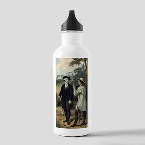 5x8_journal_washington Stainless Water Bottle 1.0L