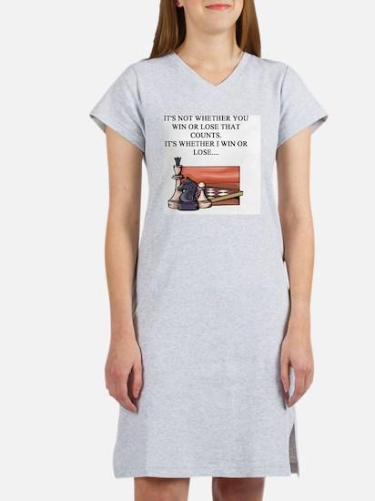 CHESS Women's Nightshirt