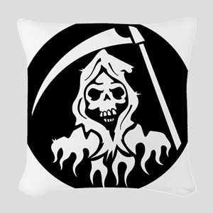 soa Woven Throw Pillow