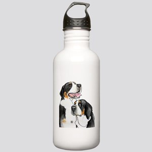 dolly-fro-cutout Stainless Water Bottle 1.0L